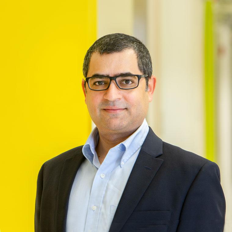 Vipin Suri, PhD, MBA