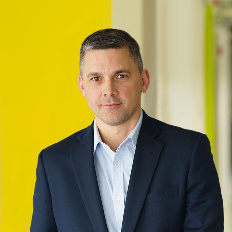 Scott Holmes, MS, MBA